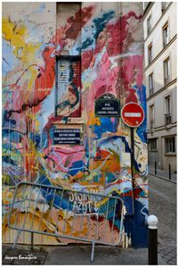 Street Art ARERAM Paris 10 Rue Jacques Louvel-Tessier 3
