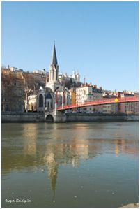 Le vieux Lyon entree