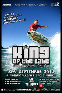 Ectac.European Wakesurfing Cup 2011 King of the Lake.03