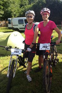 24hVTT Lambon - Le Team Girls' Power