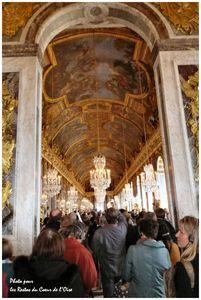 Versailles la galerie des glaces 0