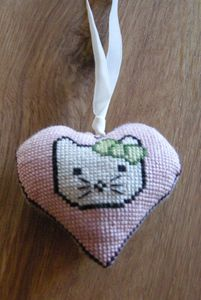 Coussin Hello Kitty par Madame Lee