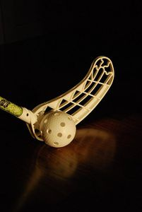 floorball stick ball