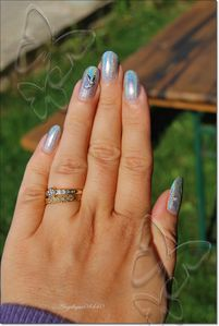 holo m cosmetic silver 057 bis