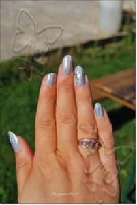 holo m cosmetic silver 071 bis