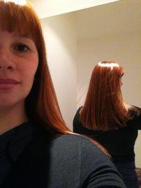 coupe de cheveux apres