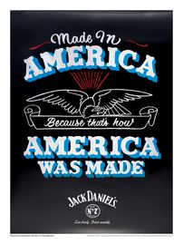 jackdaniels poster america small
