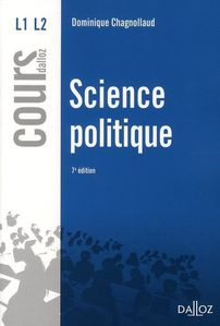 « Science Politique » Dominique CHAGNOLLAUD