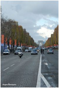 Paris Champs Elysees 01