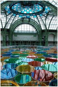 Daniel Buren Monumenta 2012 Grand Palais Paris 04
