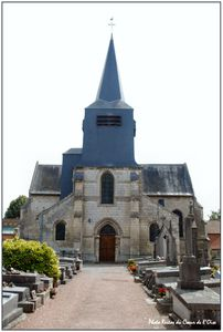 Guiscard eglise