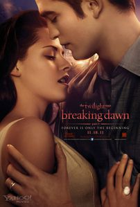 Breaking Dawn Part.1 - New BelWard US Poster