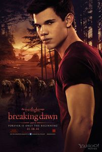 Breaking Dawn Part.1 - New Jacob US Poster