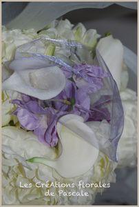 bouquet mariée parme 174