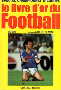 Le livre d-or du football 1984