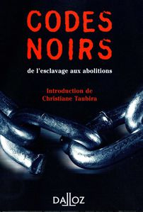 27 avril Codes noirs