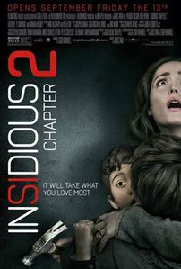 Insidious 2 affiche