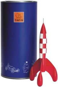 Fusee tintin objet publicitaire idee cadeaux