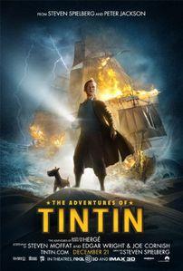 Tintin, un personaggio-icona della mia infanzia rivive nel film di Spielberg