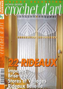 22 rideaux