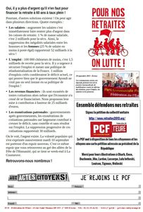 Tract St André Septembre 2013 - Verso
