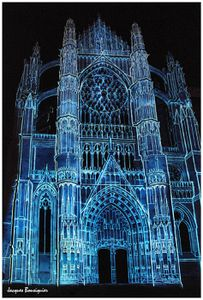 Beauvais cathedrale infinie 08