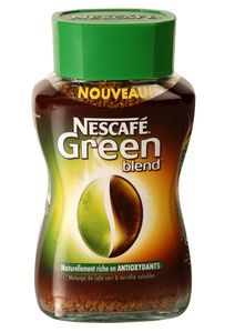 pack NESCAFE Green-blend