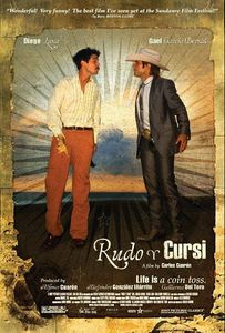 Rudo y Cursi - Affiche