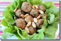 entree ramadan, cuisine algerienne, boulette de viande hachee ,