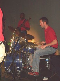 Manudrums -GRENOBLE CCFD Mai 2008