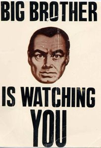 big brother is watching you4