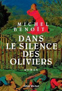 michel benoit silence oliviers 1couv