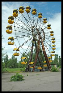 142 Pripyat amusement park ferris wheel 01