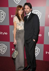 Billy Burke - After Party Golden Globes