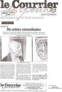 Pierre Alechinsky aux Ateliers Extraordinaires