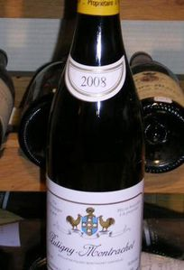 Puligny-Montrachet Dme Leflaive 2008