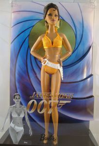 2010 Die Another Day Loves Bond Collection (en boite) No-R4