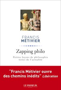 Zapping philo - Couv BD