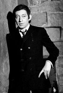 Serge+Gainsbourg jeune