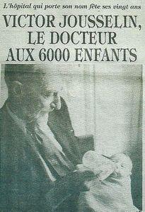 docteur v jousselin
