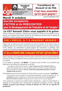 Renault CLEON Page 1