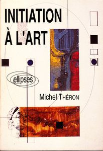 Couverture d'Initiation à l'art