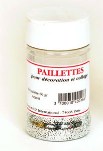 clochette paillettes
