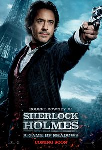 618w sherlock holmes game of shadows posters 1