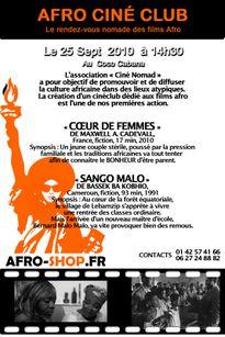 AFROCINECLUB - cine Nomad - www.legrigriinternational.com