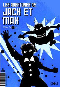 Jack&Max couvBD-