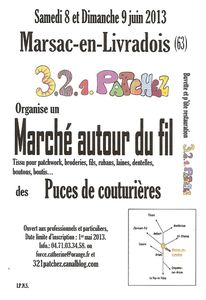 salon du fil Marsac (63)