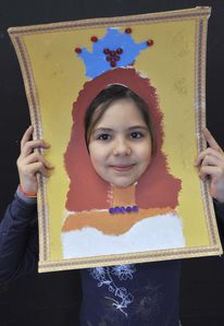 Flo Enfants portrait ROI Atelier de flo Megardon 8