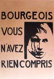bourgeois rien compris
