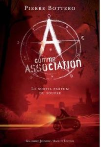 book cover a comme association, tome 4 le subtil parfum du